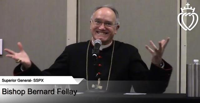 Biskup Bernard Fellay