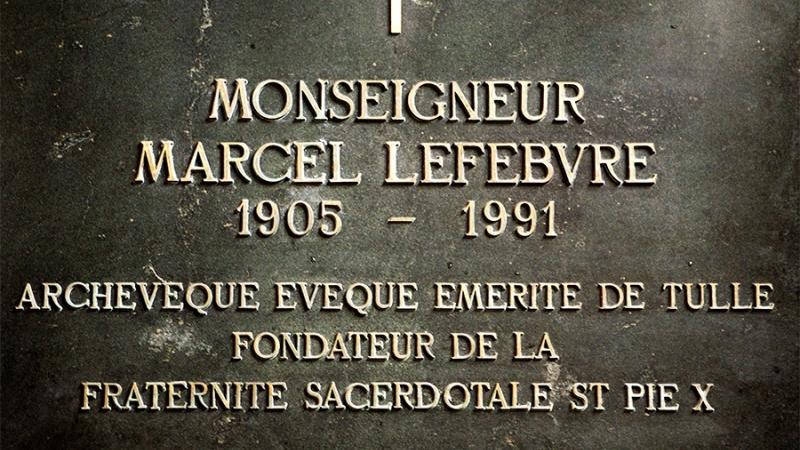 Monseigneur Marcel Lefebvre
