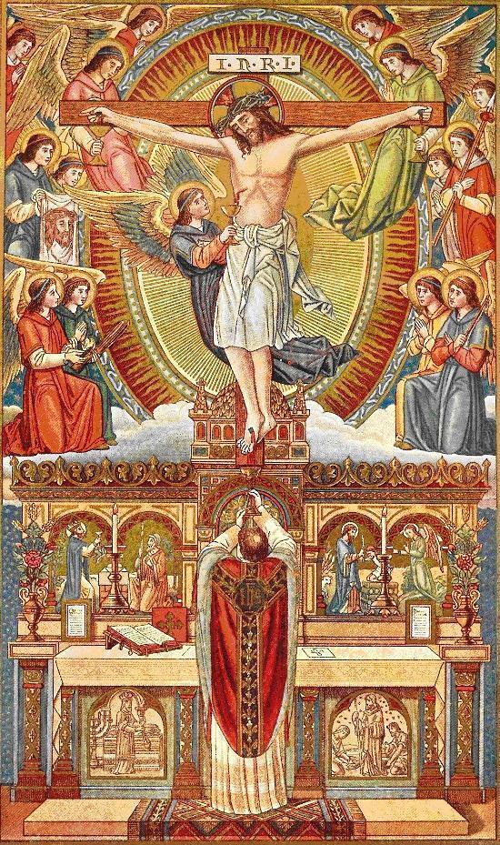 Msza święta tradycyjna, trydencka