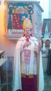 Obispo Martin Gandara Davila