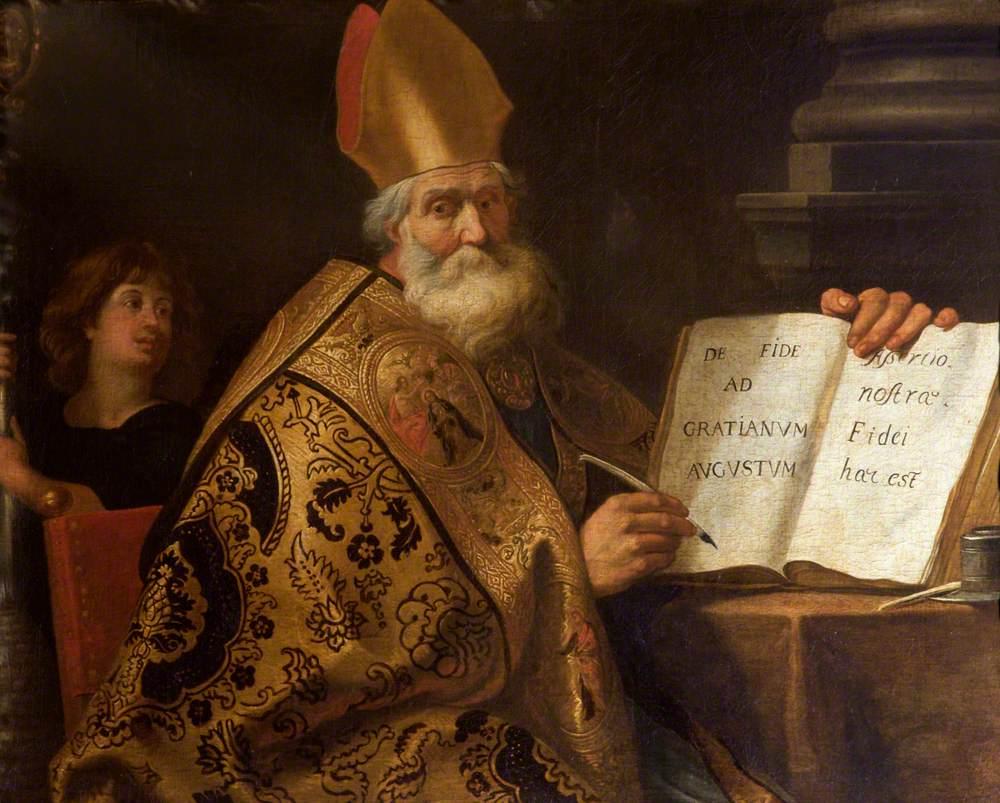 Św. Ambroży, Ojciec i Doktor Kościoła (338-397), Biskup Mediolanu