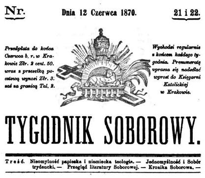 Tygodnik Soborowy, Nr 21 i 22