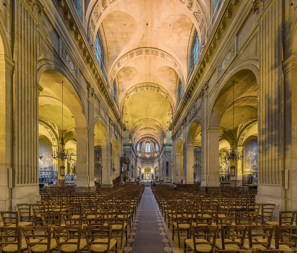 Kościół św. Mikołaja du Chardonnet, Paryż